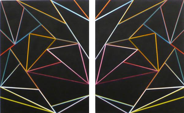 Jesper Nyrén, Mirror III, 2008.