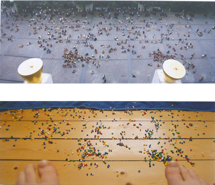 Michael Johansson; Room With a View, 2005