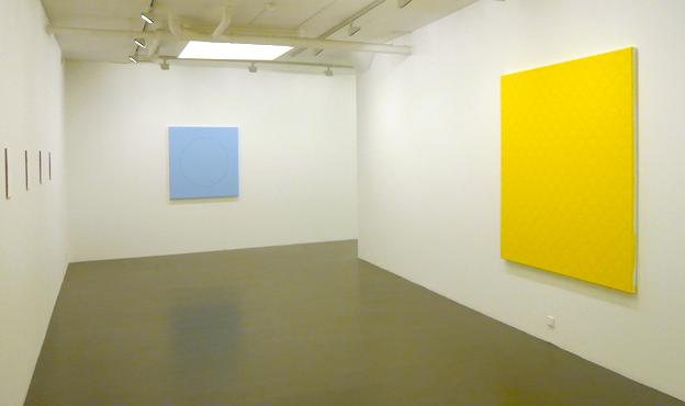 Rickard Sollman: Installation veiw Galleri Flach+Thulin, 2008
