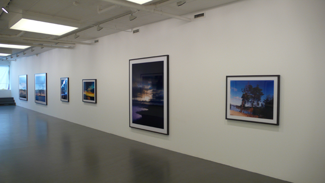 Jorma Puranen: Installation view, Galleri Flach+Thulin, 2008