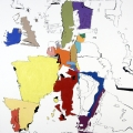"""Psycho-Mapping Europe version 2.0\"", 2007-2009, Jan Svenungsson."