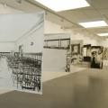 Installation view; Galleri Flach, 2009