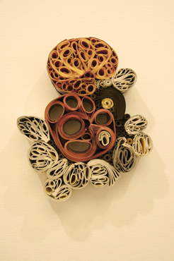 Blommor och buketter 2 , 2011, Hillevi Berglund
