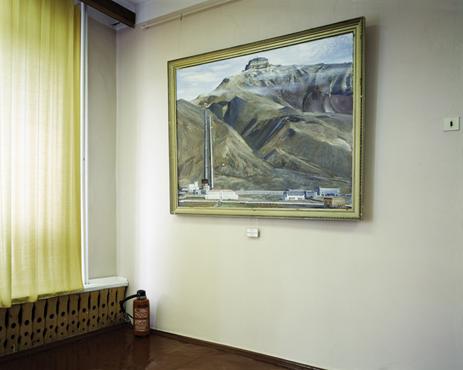 Sacred Mountain, 2003, Ville Lenkkeri