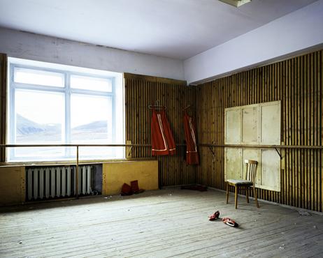 Dance Hall, 2005, Ville Lenkkeri