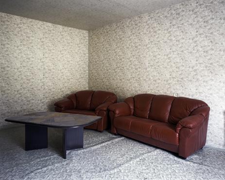 Living Room, 2003, Ville Lenkkeri