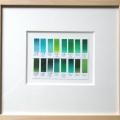 Colour Chart (Winsor & Newton, 2012, Johan Furåker