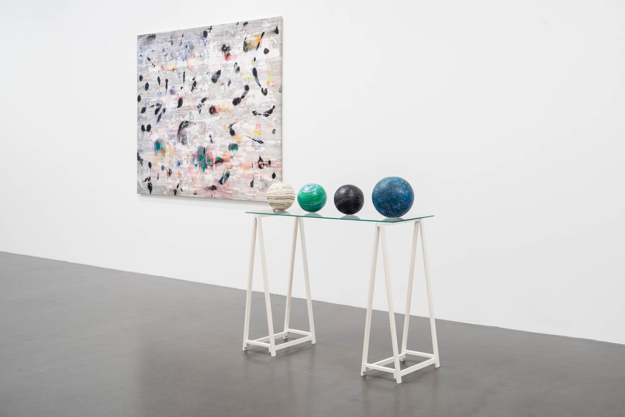 Spheres, 2016, Tom Cullberg
