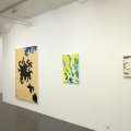 The Secret Paintings, 2014, Galleri Flach