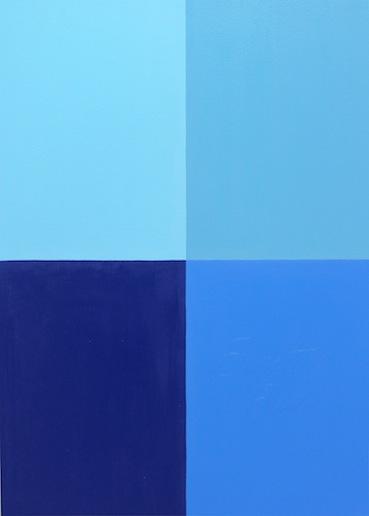Bugatti blue, 2015, Johan Furaker