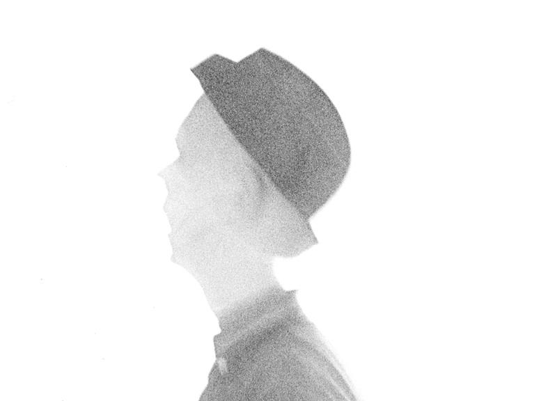 Claes Oldenburg, silhouette, 1966, Hans Hammarskiold