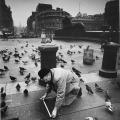 Claes Oldenburg, Trafalgar Square, London, 1966, Hans Hammarskiold