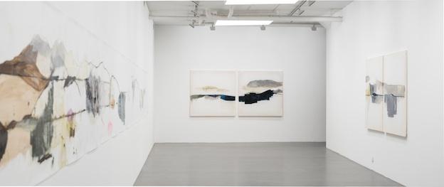 Timeline 2016, installation view, Jessica Faiss