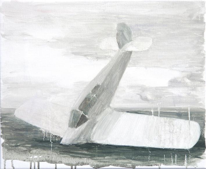 The Crash, 2016, Johanna Fjaestad
