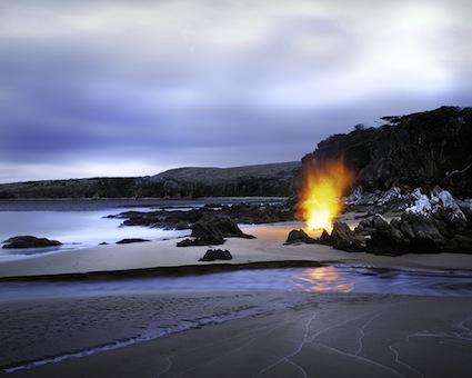 The land of Fire, Ville Lenkkeri