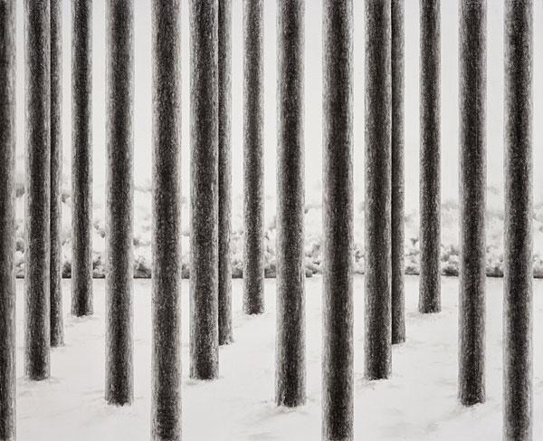 Forest interior 1, 2011, Patrick Nilsson