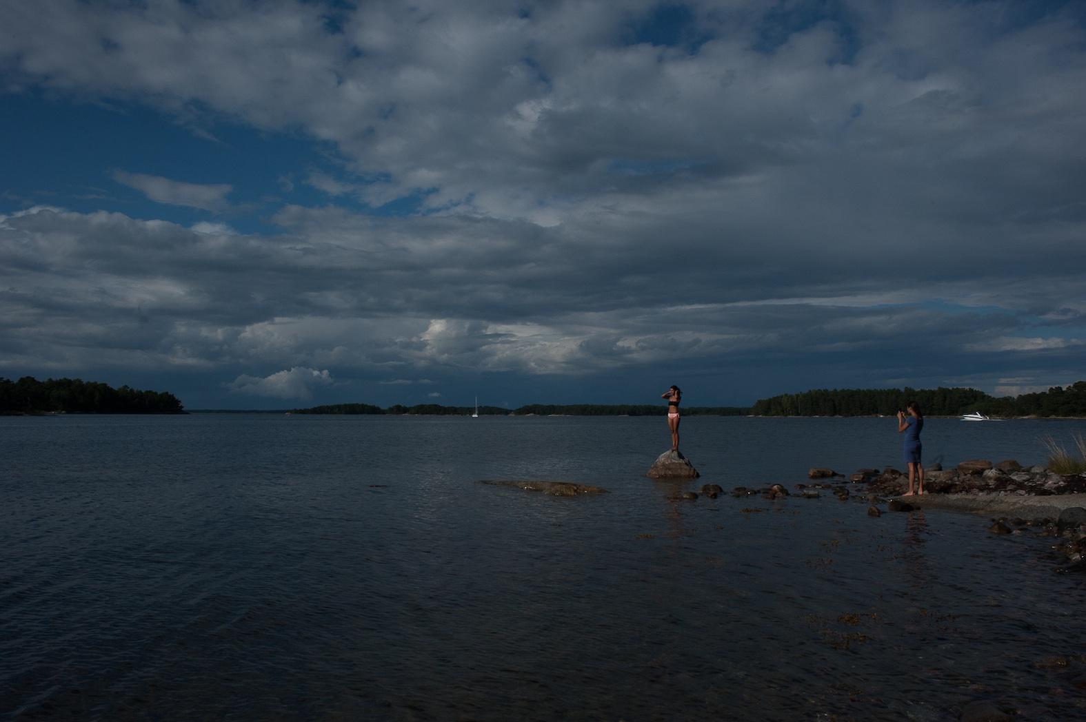 Finnhamn, 2014, 2014, Sergio Santimano