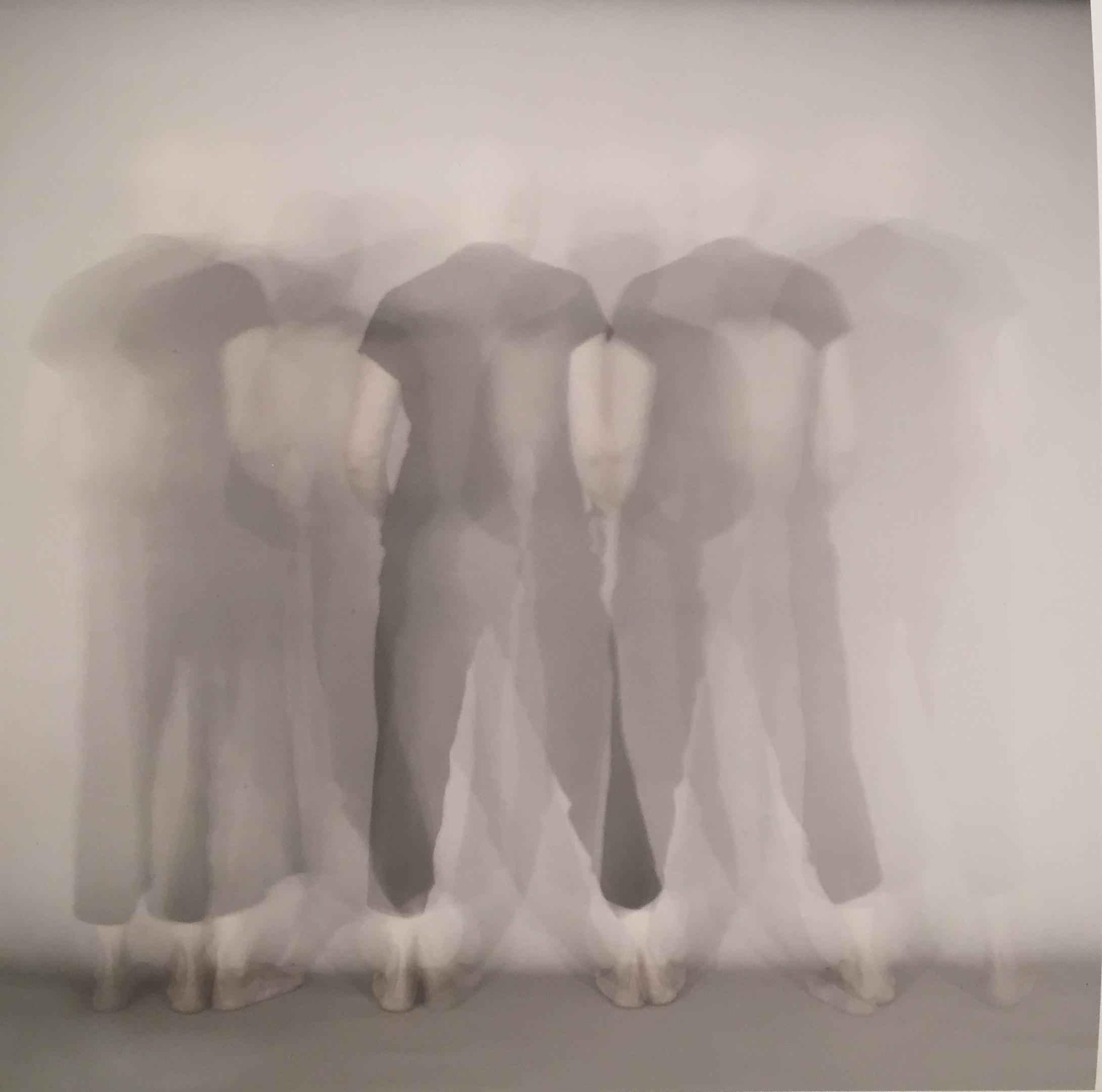 """Katarina Eismann, """"Avstånd och längtan"""" (30 sekunder), c-print, 2018."""