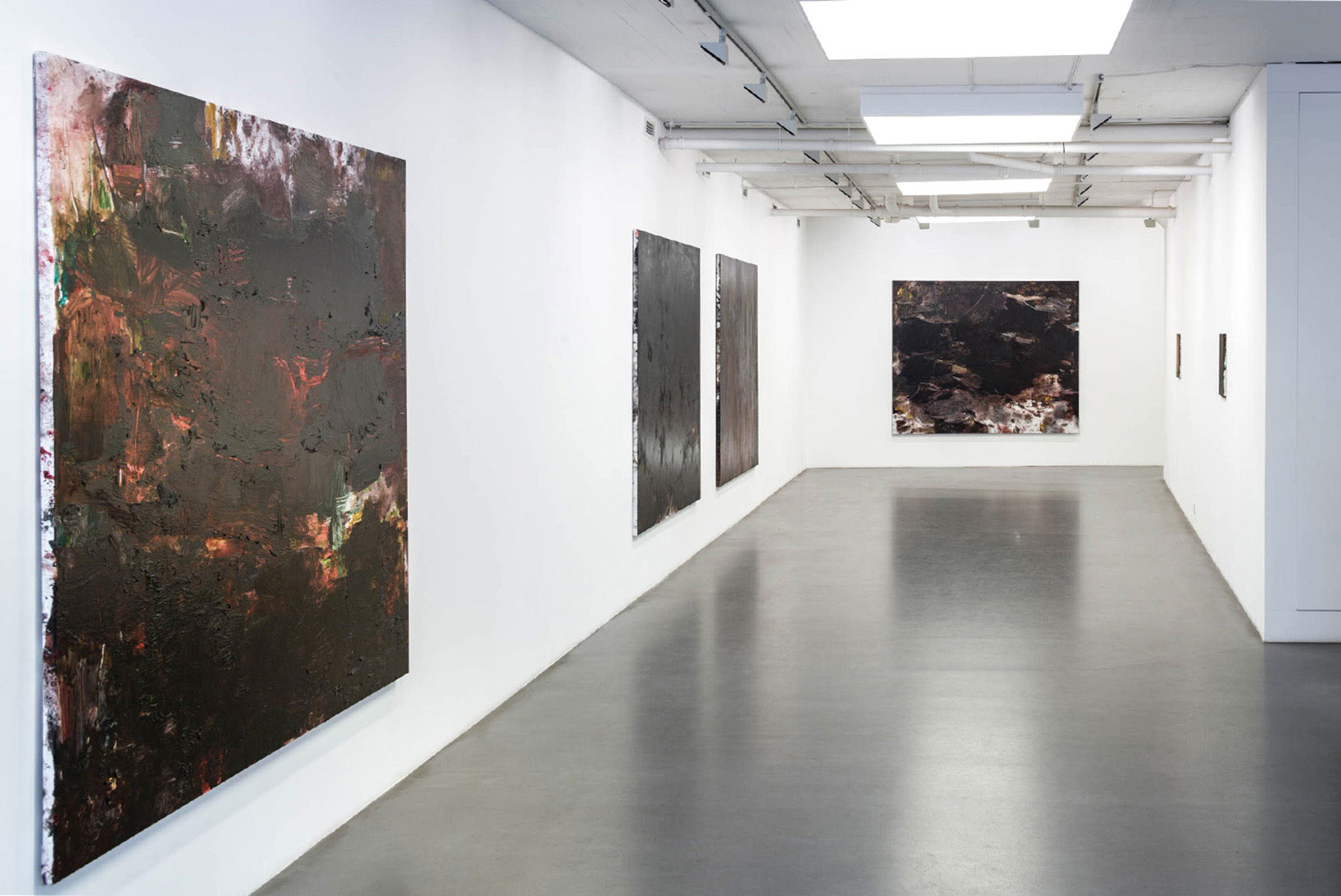 Julia Selin, Installation view, 2014, Galleri Flach