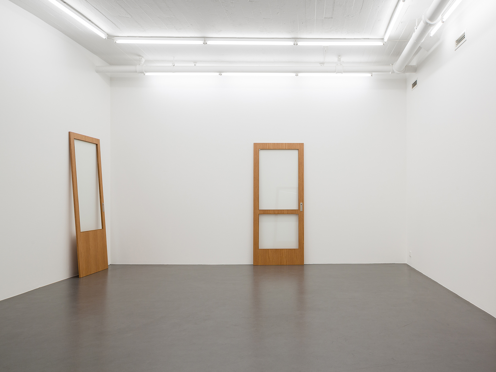 Karin Ohlin, Installation view, Galleri Flach 2013