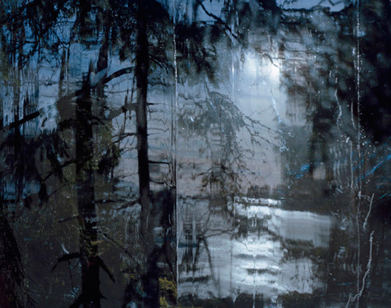 "Jorma Puranen, ""Icy Prospects #65"", 2014, digital c-print, diasec, wooden fram 149 x 187 cm (ed 6)"