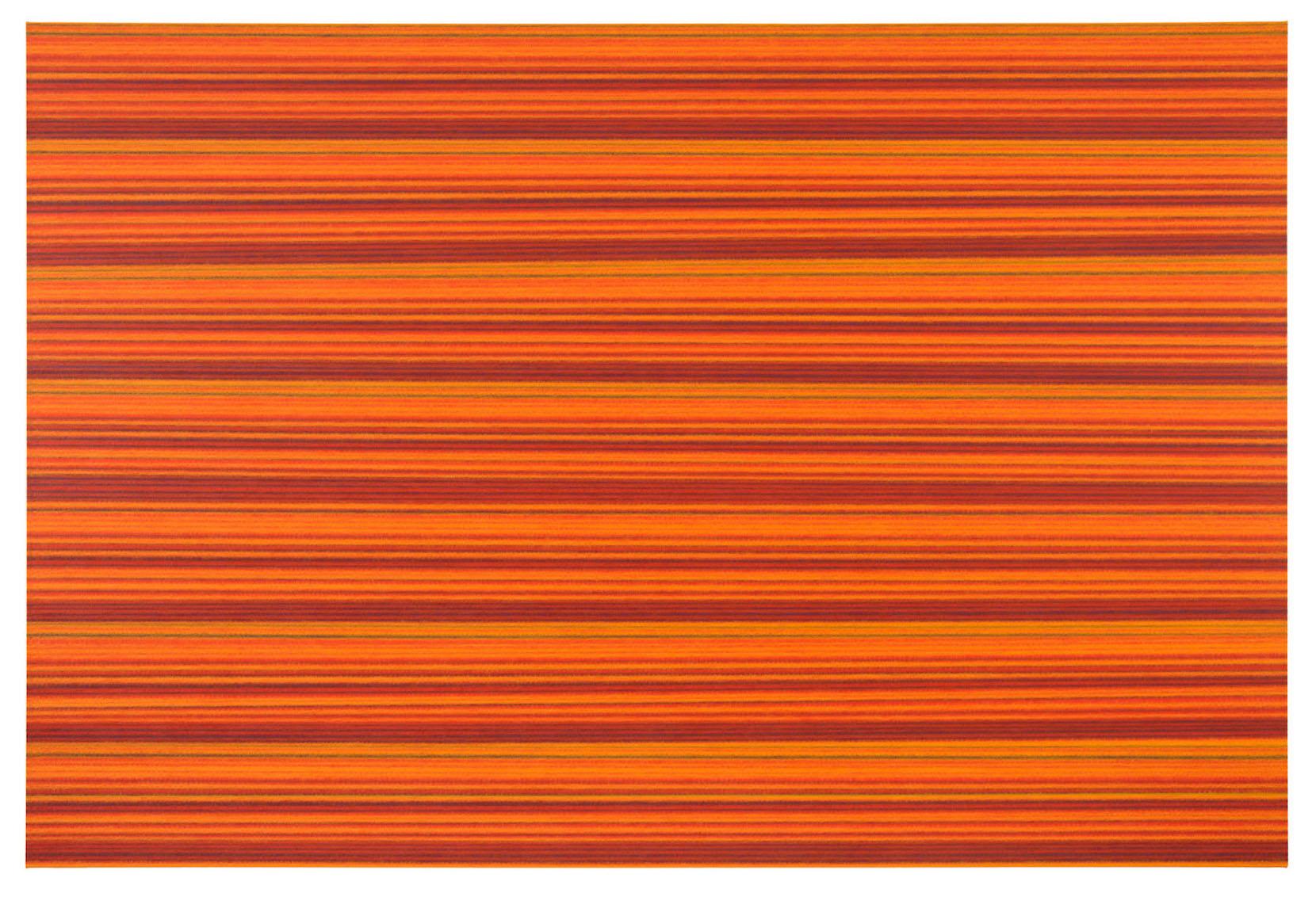 "Rickard Sollman, ""Replik (Uppbrott)"", 2010-11, oil on canvas, 150 x 224 cm"