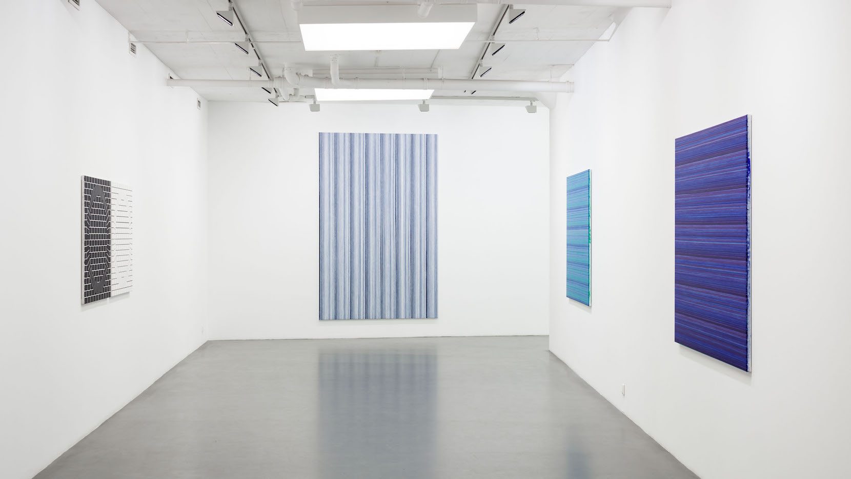 "Rickard Sollman,""Total Xero"", Installation view 2013, Galleri Flach"