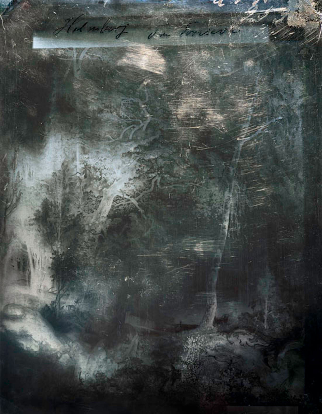 "Jorma Puranen, ""Toriseva"", 2012, Digital c-print, diasec, wooden frame, 162 x 127 (ed 6)"