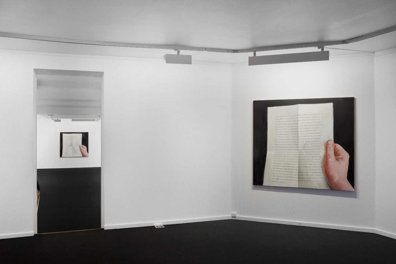 Thorbjørn Sørensen, Installation view 2013, Galleri K, Norway