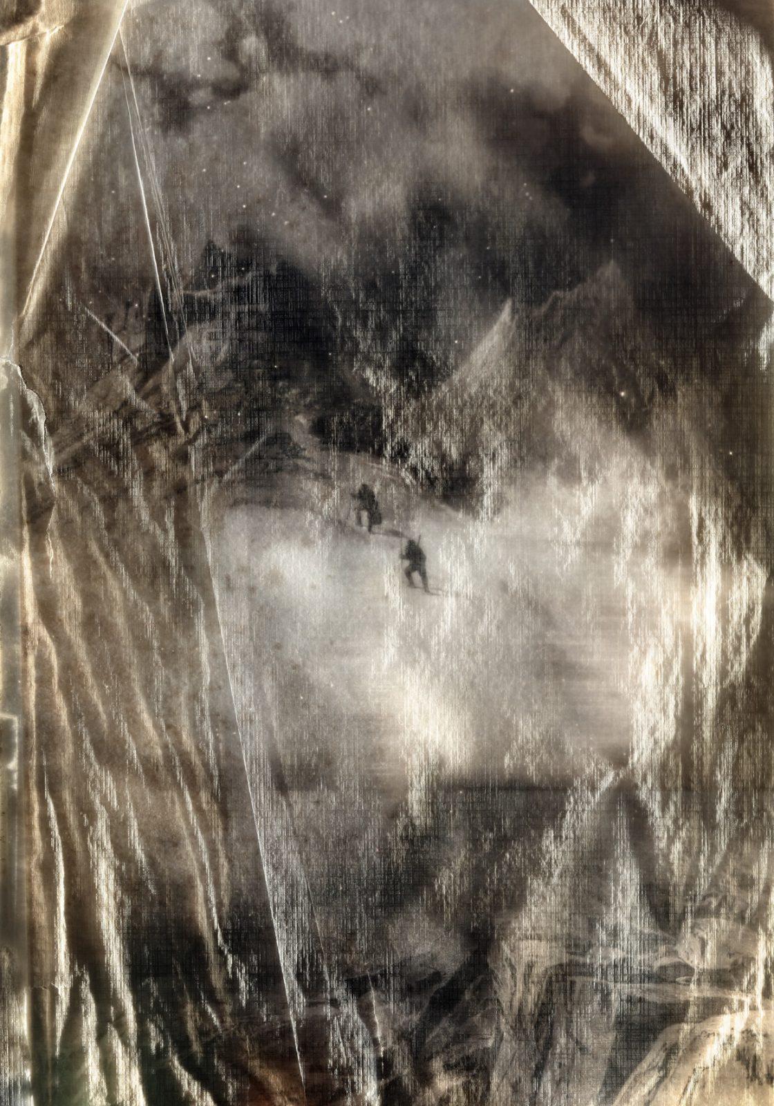 ACERBI ́S ESCAPE, 2017, 82 x 57 cm, archival pigment print, frame