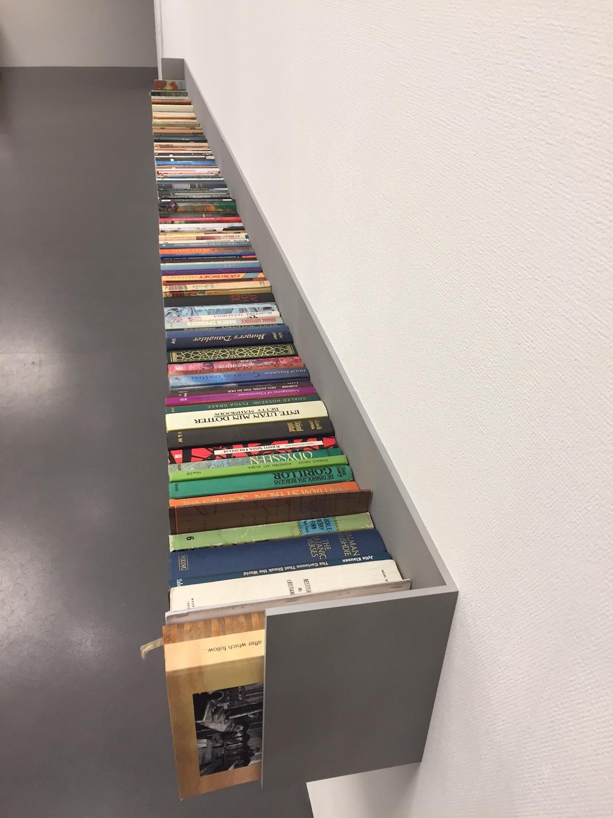 "Mikael Lundberg, ""Banned Books"""