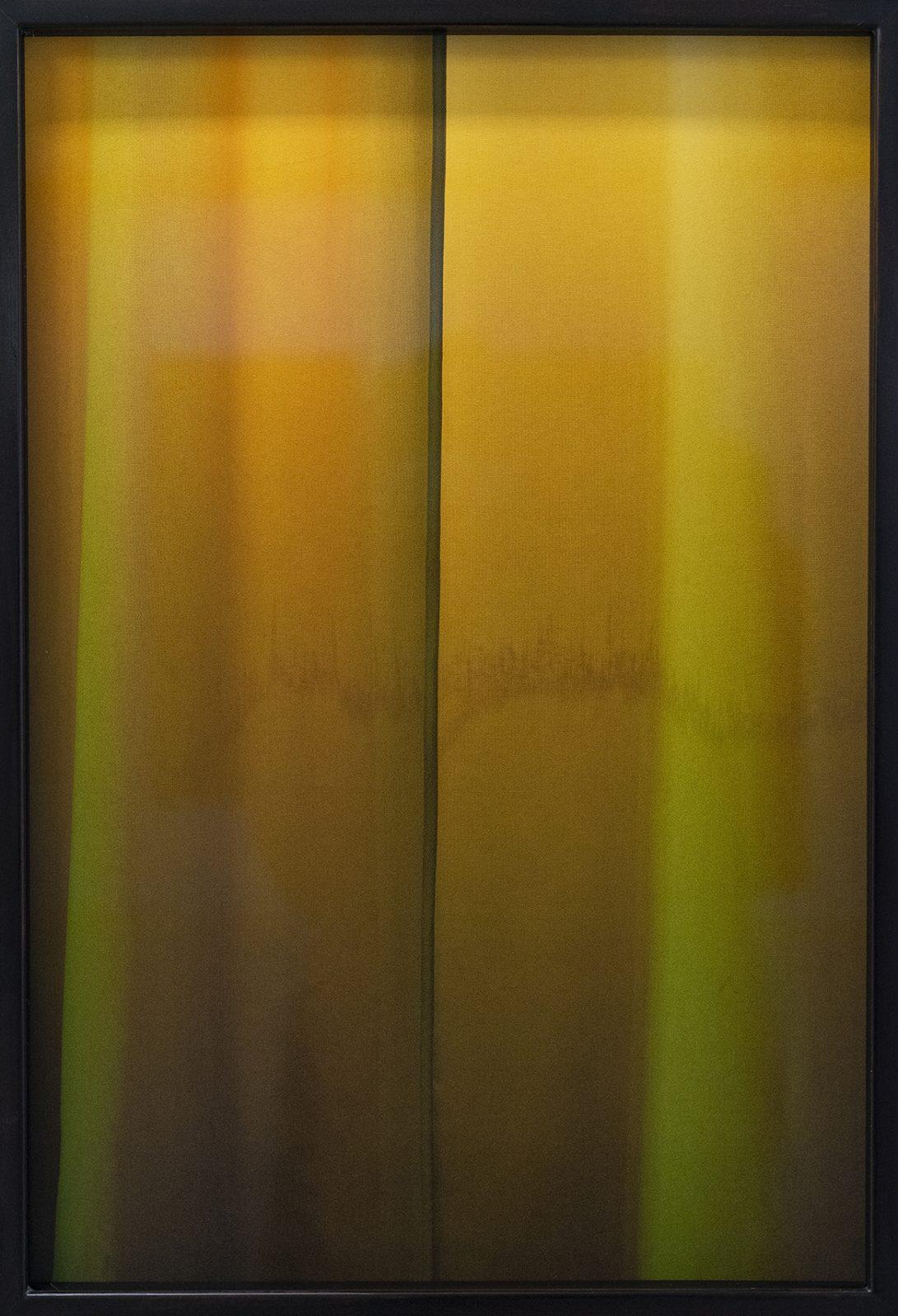 "Kristina Eldon, ""Biographical Landscape VIII"", 2018. Archival pigment print, 63 x 44 cm. ed 5"