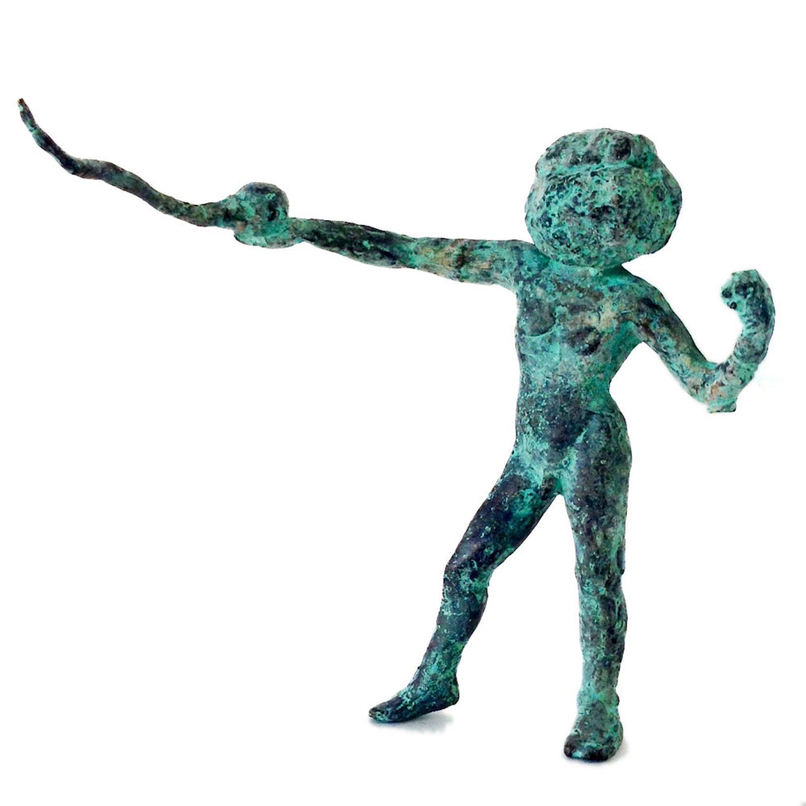 """Fredrik Wretman, """"Bouncer 2"""", 2014, bronze"""