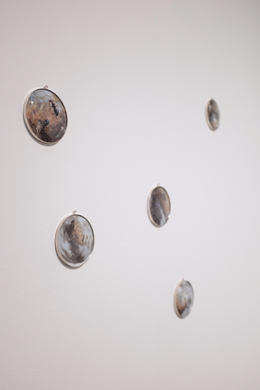 """Katarina Eismann, """"Amuletter"""",  2018."""