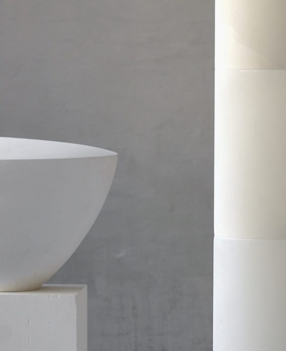 Eva Lange, installation view