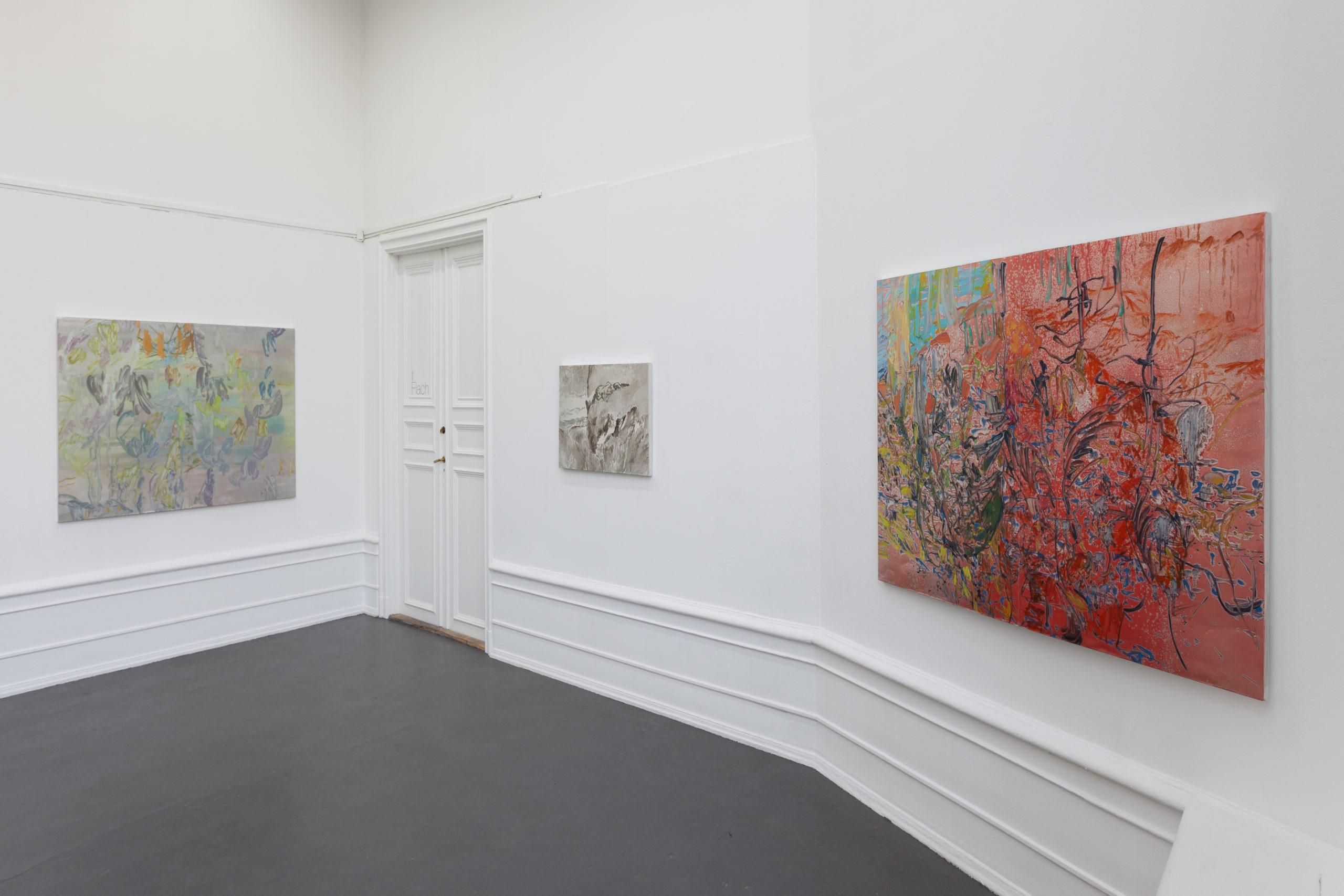 "Henrik Henriksson, Installation view ""Realities"", 2020"