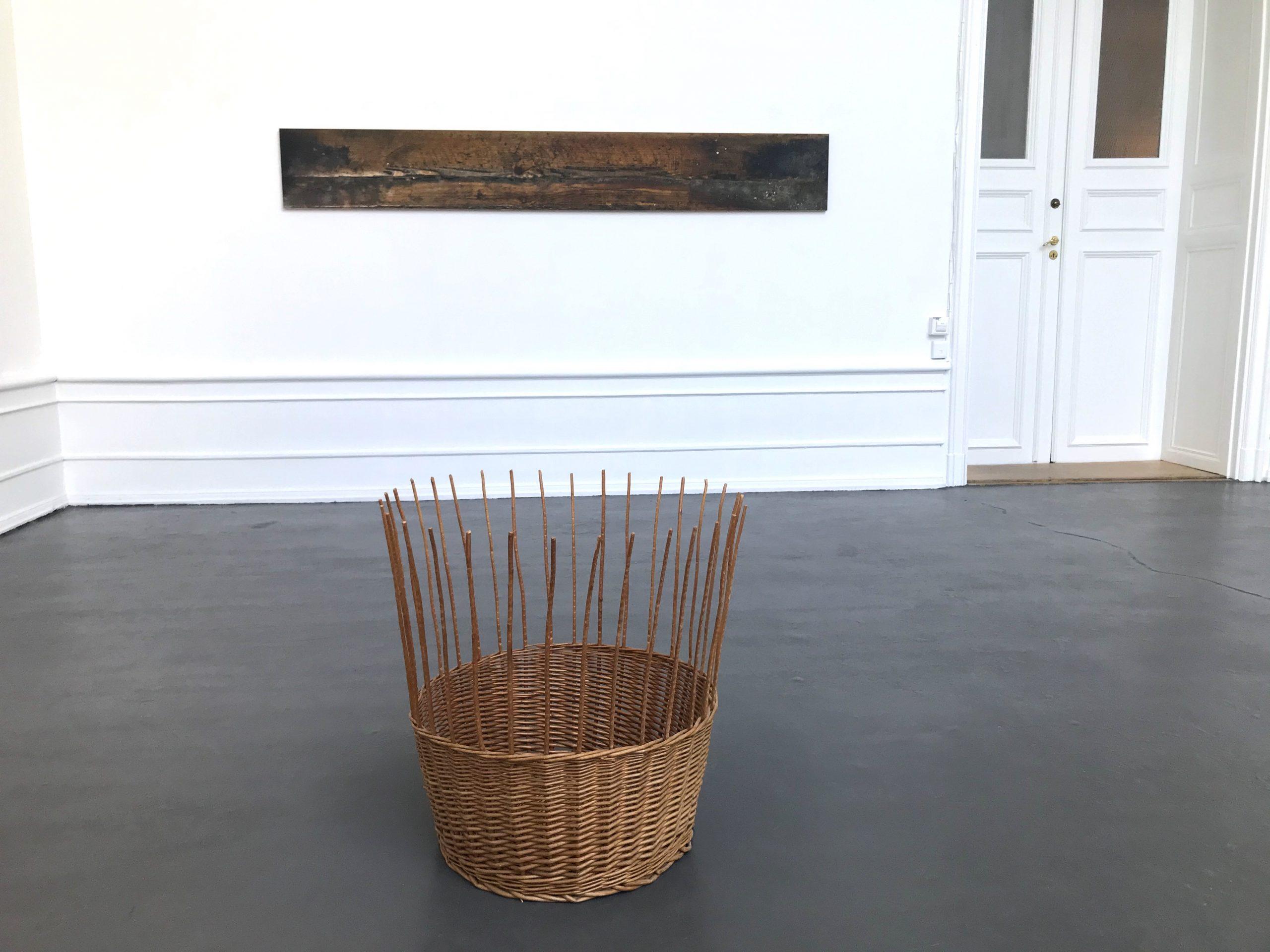 Ande och Materia / Mind and Matter, april 2020. Jakob Solgren (sculpture), Kristoffer Nilson (photography)