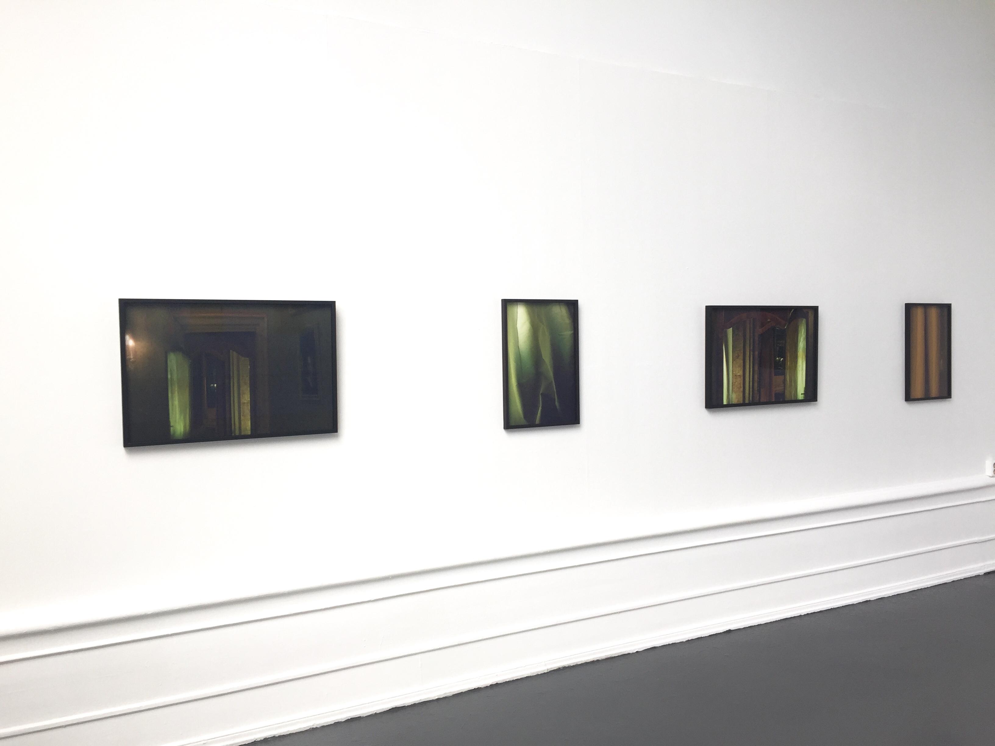 "Kristina Eldon, ""Biographical Landscape"" 2018"