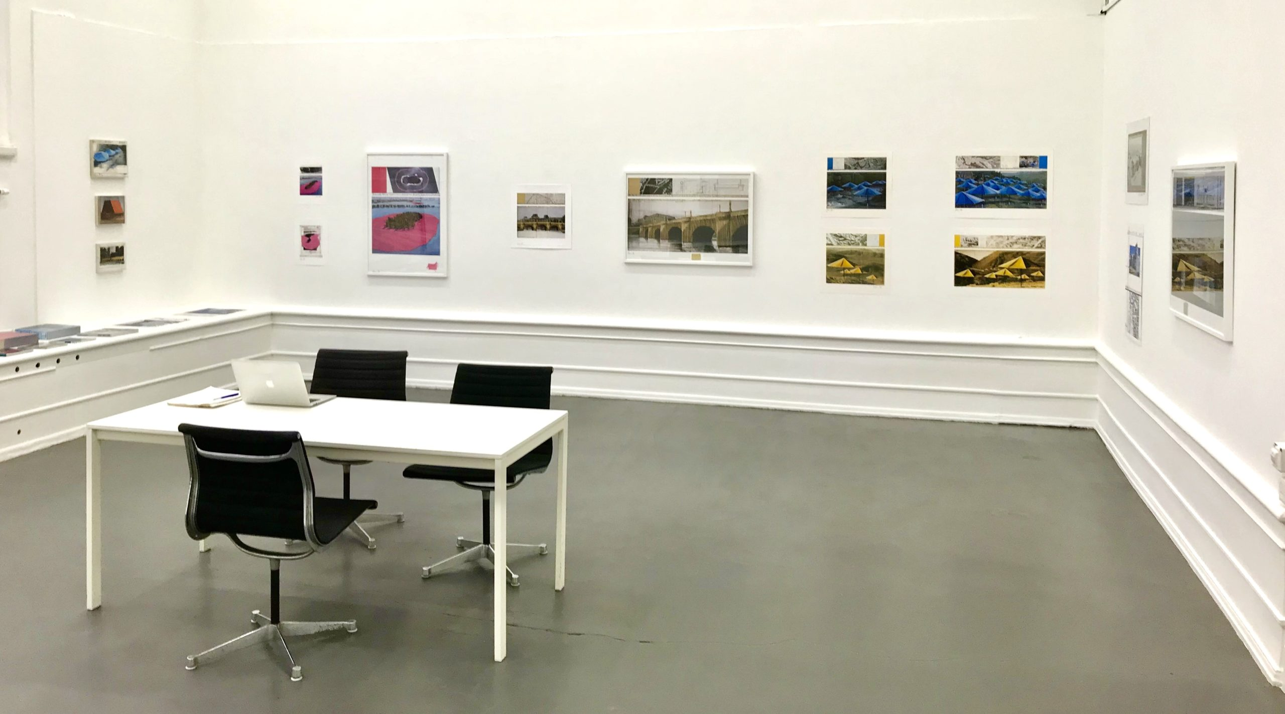 Christo & Jeanne Claude, Fne Art Prints of Realized Projects