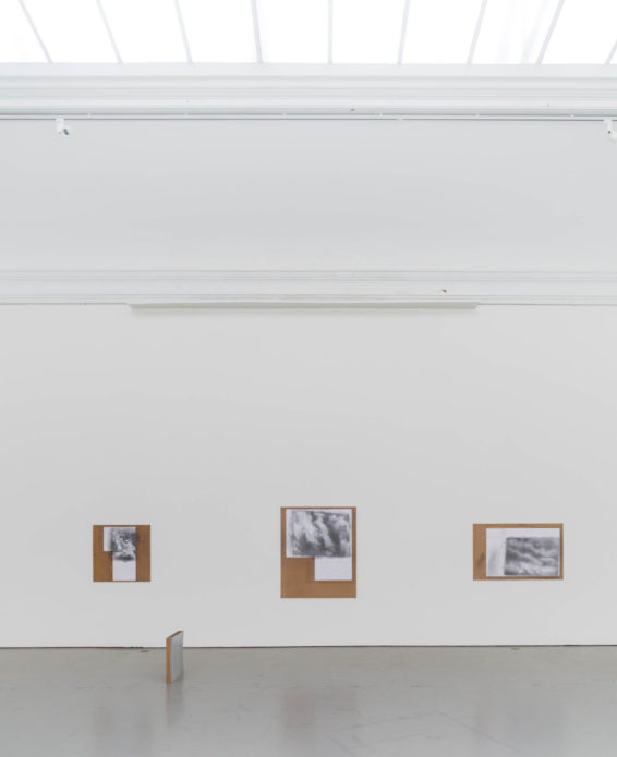 "Karin Ohlin, ""Efterbild"" (after-image), 2021. Installation view, Galleri Väst, Konstakademien, Stockholm. Photo: Jean Baptiste Béranger"