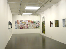 New Site/New Location, Group Show