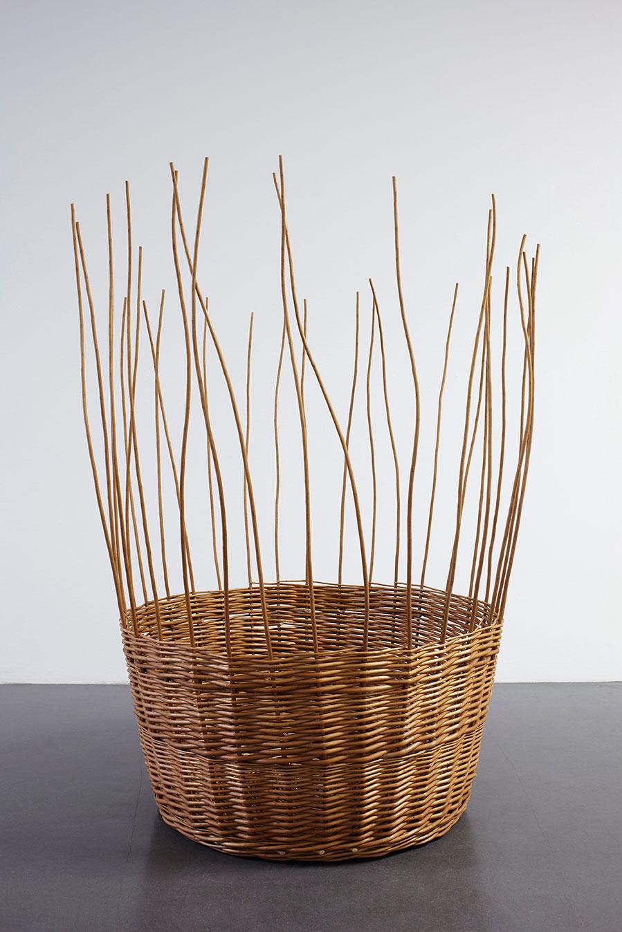 """Jakob Solgren, """"Rop"""", 2017. 130 x 105 cm"""