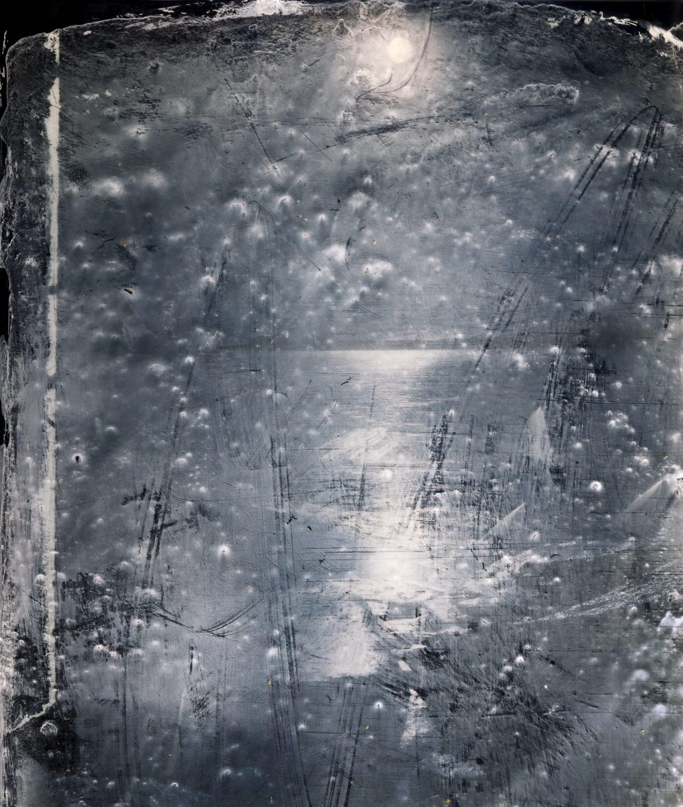 NIGHT NAVIGATOR, 2019, 55 x 46,5 cm, archival pigment print, frame